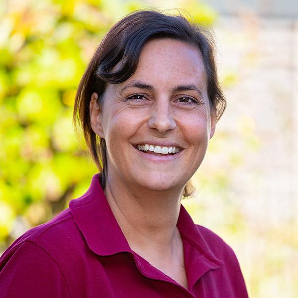 Dr. Med. Viola Betzold, Palliativmedizinerin