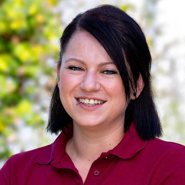 Verena Böhm, Stellv. Pflegerische Leitung, Palliative Care-Fachkraft