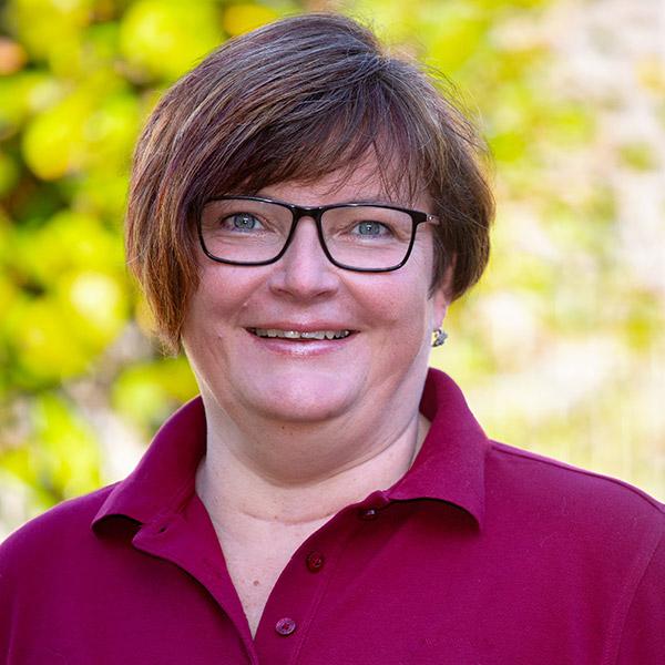 Ulrike Haarmann, Pflegerische Leitung, Palliative Care-Fachkraft