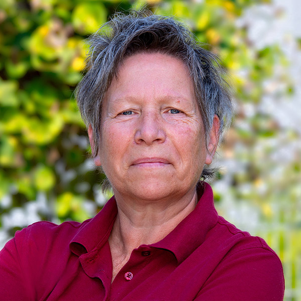 Marion Höning, Palliative Care-Fachkraft, Aromapraktikerin