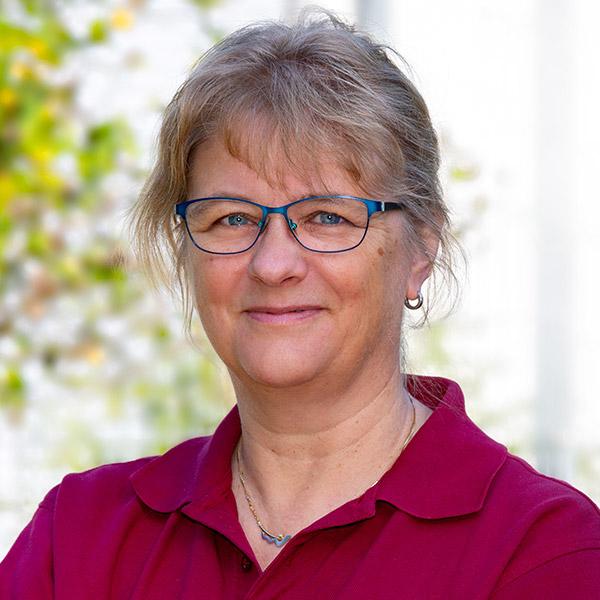 Dr. Med. Charlotte Metzdorf, Stellv. leitende Palliativmedizinerin, Anästhesistin